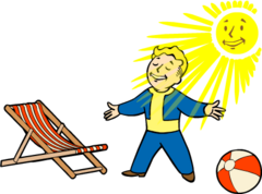 Fo4 Solar Powered