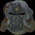 Утепленный силовой шлем T-51b