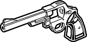 .44 magnum revolver heavy frame icon.png