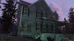 Dr Eddie Harrison's house front