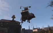 FO4 Bug Flying Bramin