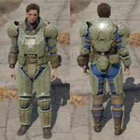 FO4 Heavy combat armor