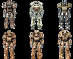 FO4 Power Armor Infobox