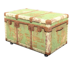 FO4 Steamer trunk