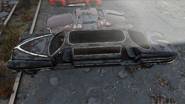 FO76 Limousine Roof
