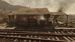 FO76 Welch station