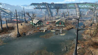 Fallout 4 Neponset Park Aerial View
