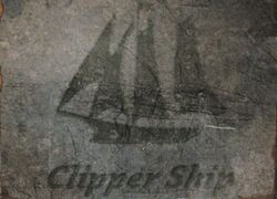 Fo4 Clipper Ship logo