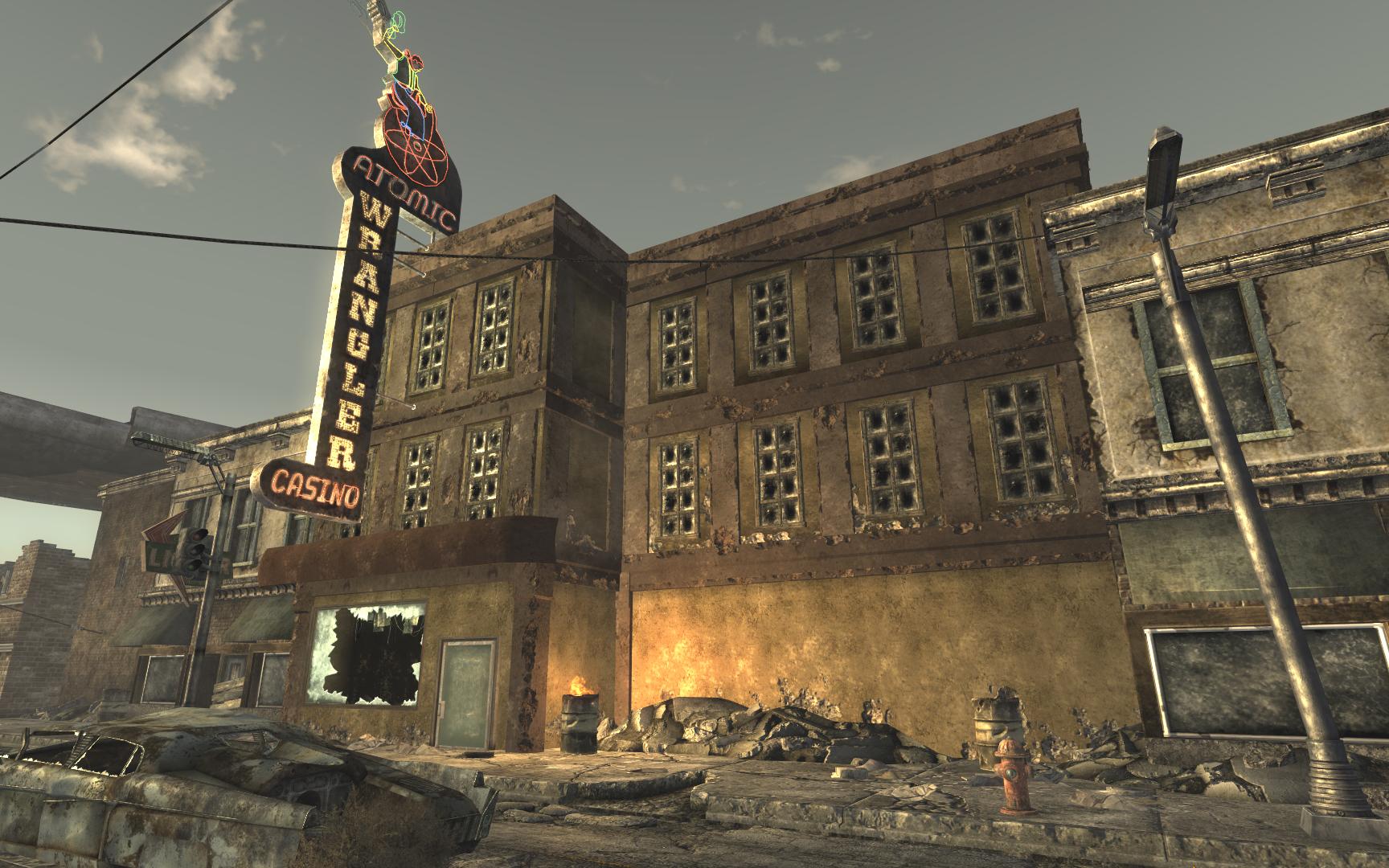 Atomic Wrangler casino | Fallout Wiki | FANDOM powered by Wikia