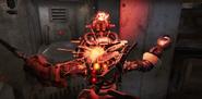 Automatron buzzsaw weapon