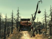 CS northeast shack