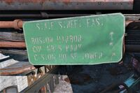 FO4 State Street road sign