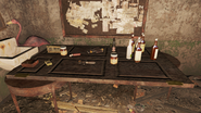 FO4 The Shamrock Taphouse chems and alchogol