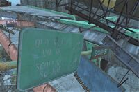 FO4 street sign 1