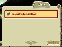 FOS Quest - Lunchbox gesucht - Ziele