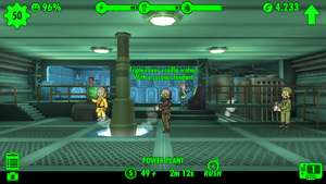 Fallout Shelter Power Generator Room