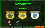 FoS The Vault-Tec Vantage rewards