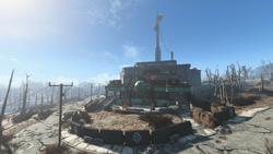 Gunners plaza