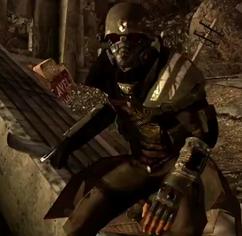Mk2 ranger armor