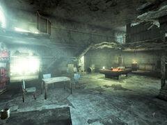 PF slaver barracks