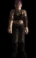 Raider paingiver armor female
