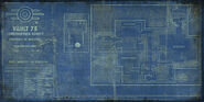 Vault 75 blueprints