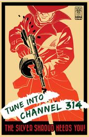 Art of FO4 Silver Shroud poster radio