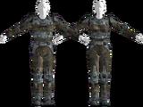 Christine's CoS recon armor