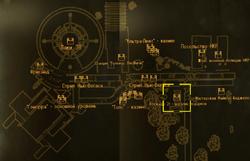FNV Vault 21 locmap