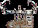 Robot workbench
