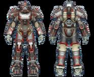 FO4CC T-60 power armor outcast
