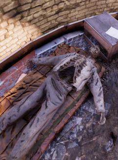 FO76 Squelette du frère Moncrief