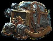 Fallout 4 Overboss Helmet