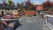 Fo76 Morgantown trainyard (2)