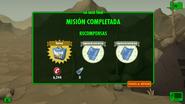 FoS La caza final completado