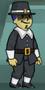 FoS Shaun el Leproso personaje