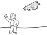 Aeronave derribada