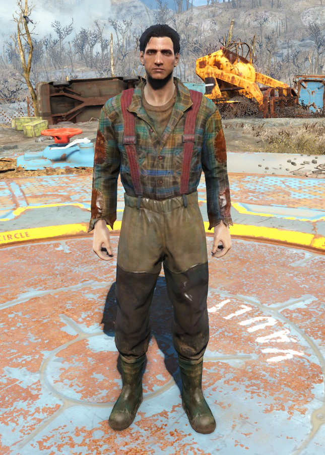 Fisherman S Outfit Far Harbor Fallout Wiki Fandom