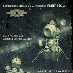 Рекламний плакат музею