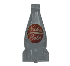 Nuka Cola bottle