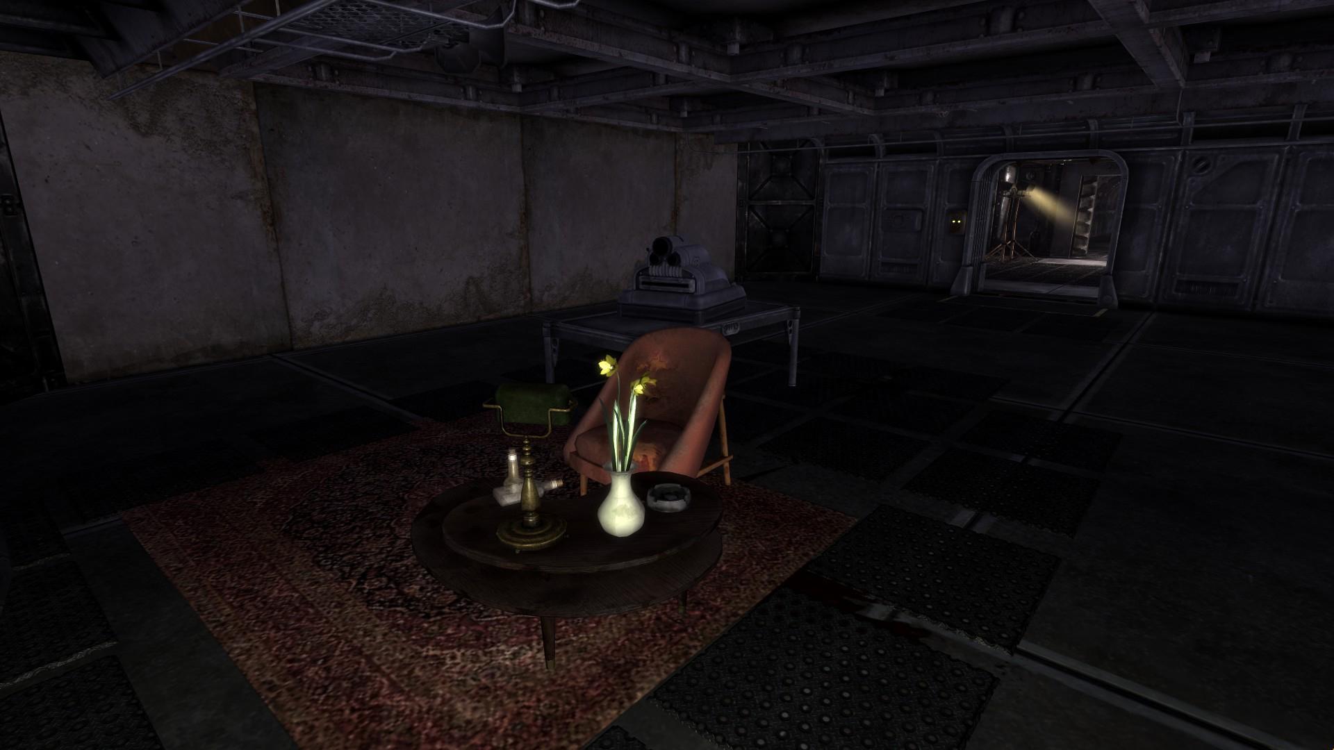 Vault11 Sacrificial Chamber