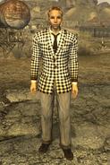 Benny's suit female