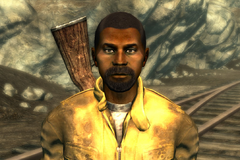 FO3 LuckyHarith w hat