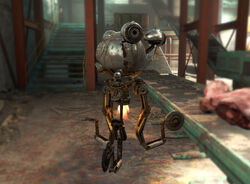 FO4 Cannery Robot