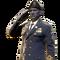 FO76 Atomic Shop - Military intel officer uniform