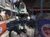 Робот-торговец Чед