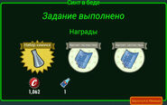 FoS Синт в беде Награды