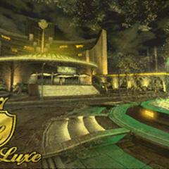 Ultra Luxe postcard