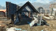 FO4NW Bradberton Wrecked House