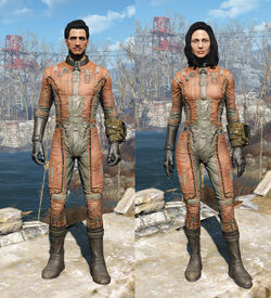 FO4 Brotherhood of Steel Uniform